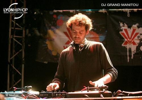 IDA 2013 - Dj Grand Manitou