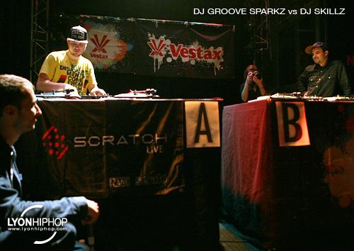 IDA 2013 - Dj Groove Sparks - Dj Skillz