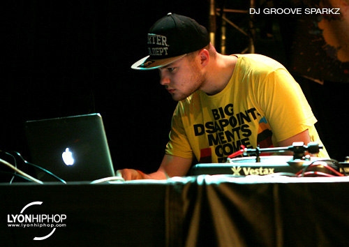 IDA 2013 - Dj Groove Sparkz