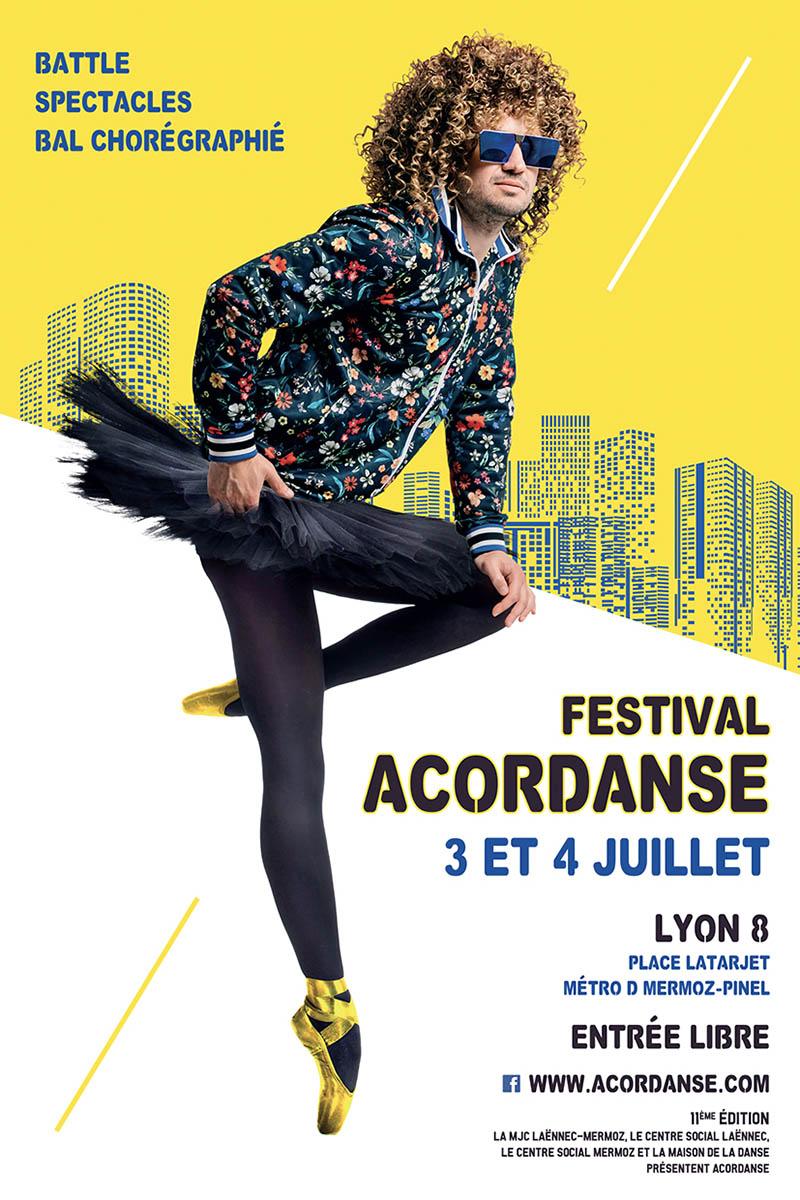 Flyer Festival Acordanse