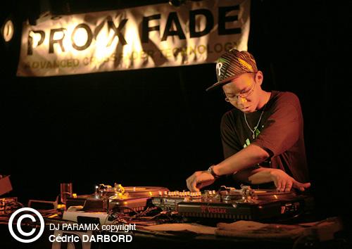 IDA 2010 - DJ Paramix