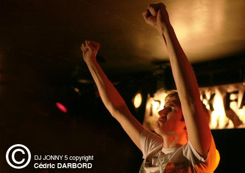 IDA 2010 - DJ Jonny 5