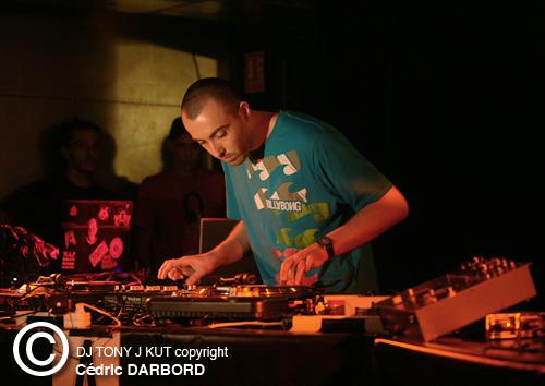 IDA 2010 - DJ Tony J Kut