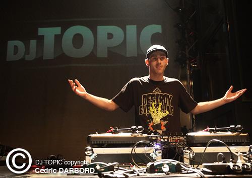 IDA 2011- Dj Topic