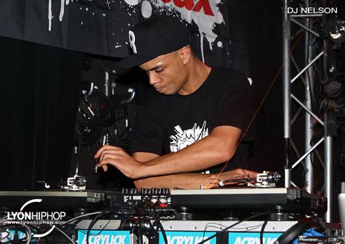IDA 2012 - Dj Nelson