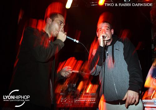 IDA 2012 - Tiko et Rabbi Darkside