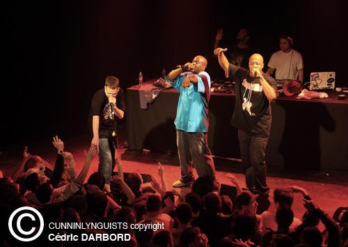 Original 2009 - Cunninlynguists