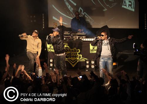 Original 2009 - Shake Ton Booty - Psy4 de la Rime