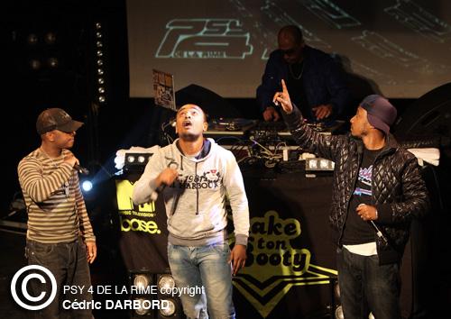 Original 2009 - Psy4 de la Rime