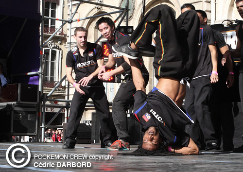 Street Day 2010 - Place des Terreaux - Pockemon Crew