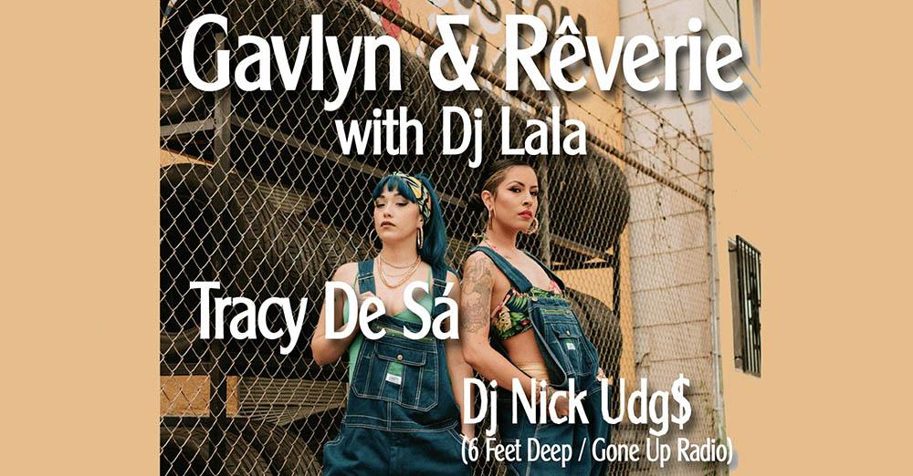 Gavlyn-Reverie-Tracy-de-Sa-19-octobre-2018