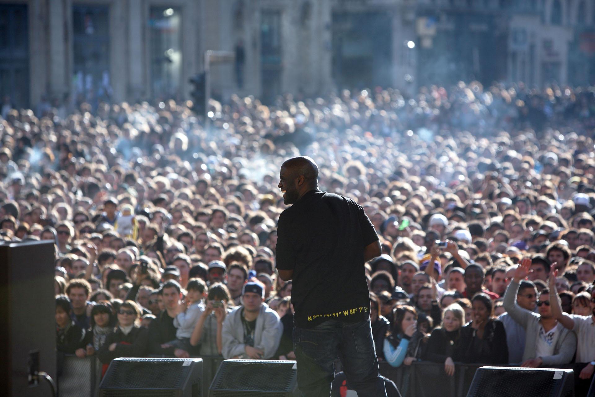 De La Soul - Street Day 2010