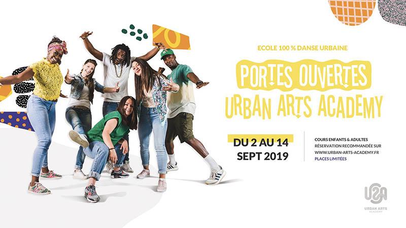 Portes-ouvertes-Urban-Arts-Academy-sept2019