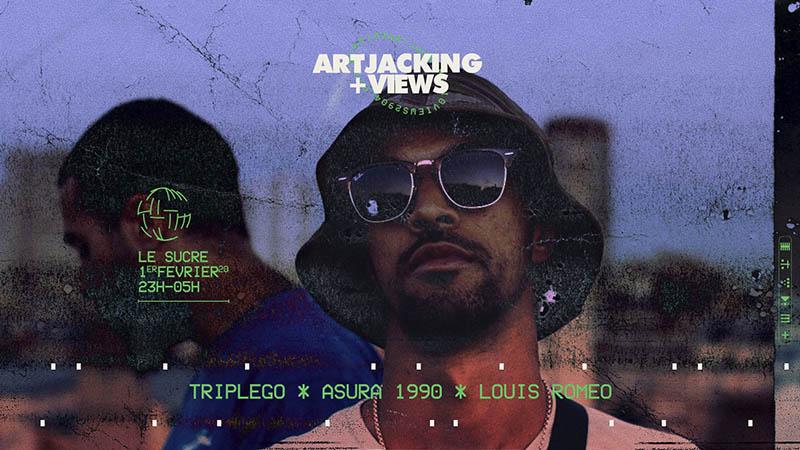 TRIPLEGO-LOUIS-ROMEO-ASURA-1990-1fev2020