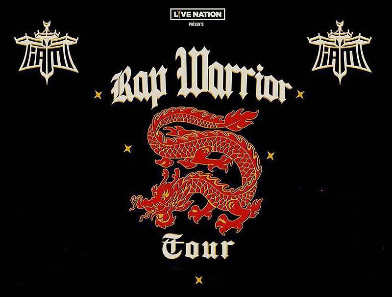 i-am-rap-warrior-tour-Lyon-2021