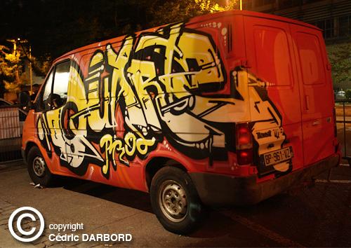 DARBORD-Bumrush-Camion Quartz Prod