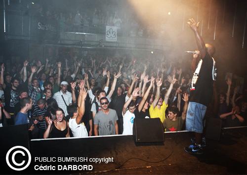 DARBORD-Bumrush Public