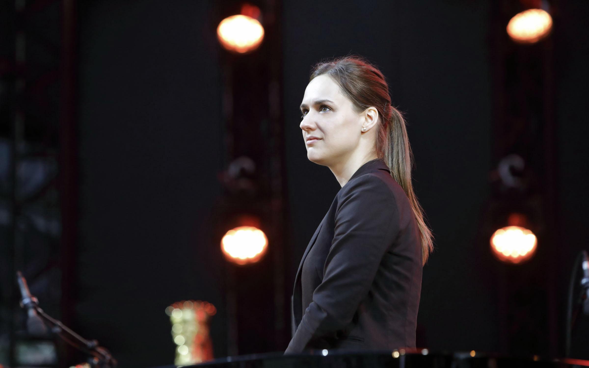 Dina Gilbert Jazz à Vienne