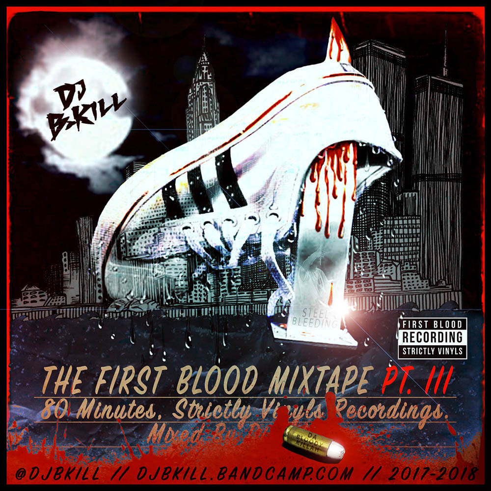"<i class=""ba ba-music frb_icon"" style=""color: rgb(255, 255, 255);""></i> Dj B-Kill <br />The First Blood Mixtape Pt.III"