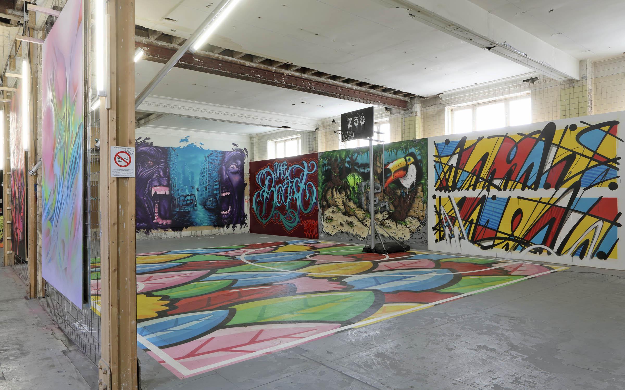 LYON-HIP-HOP-Zoo-Art-Show-Terrain-Basket