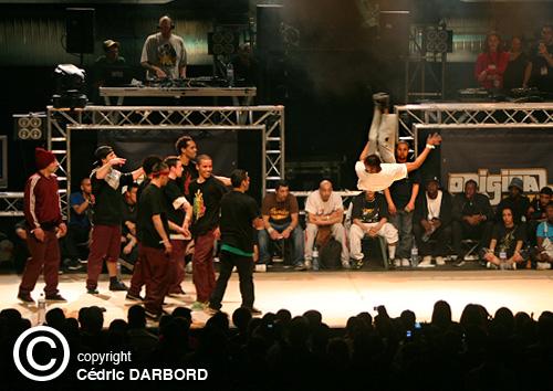 Battle Breakdance - Original 2008