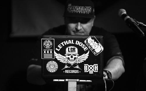 Coka Nostra - Dj Lethal