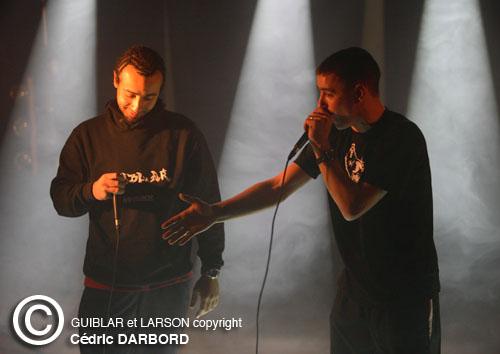 Guiblarson - Open Mic - Original 2008