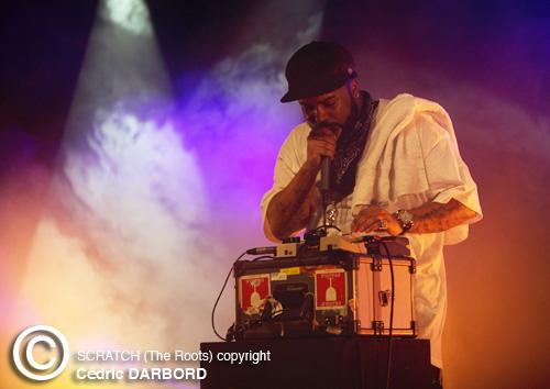 Scratch (The Roots) - Beatbox - Original 2008