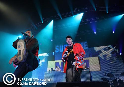 Supreme NTM - Kool SHen & Joeystarr