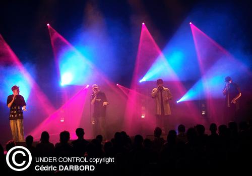 Under Kontrol - Beatbox - Original 2008