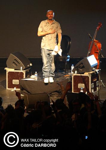 Wax Tailor - Original 2008