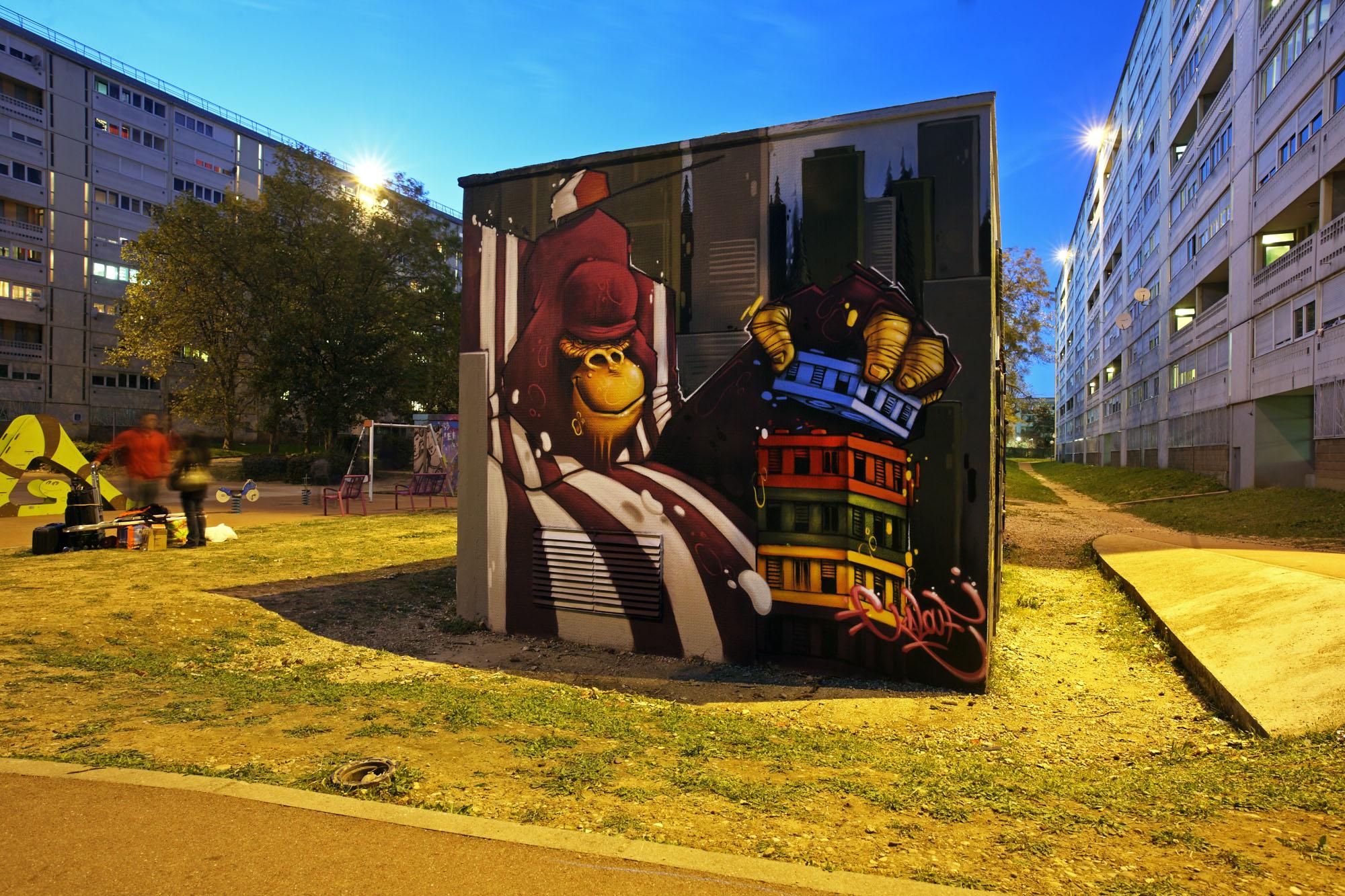 Graff-ik'Art 2015 - Calouf
