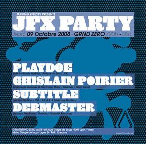 JfxParty_GhislainPoirier-9oct2008