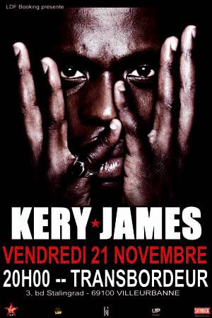 Kery James - novembre 2008