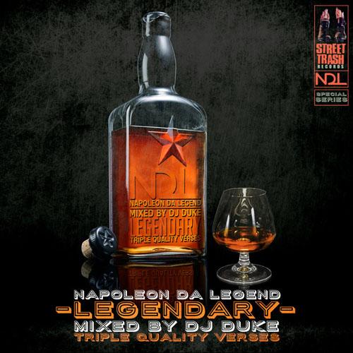 Napoleon Da Legend - Legendary Mixtape - Dj Duke