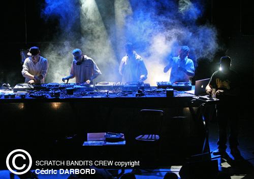 Scratch Bandits Crew - Original 2008