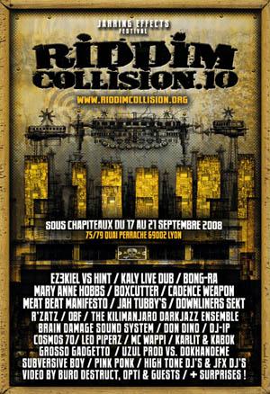 Riddim Collision #10